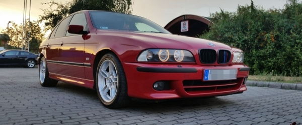 BMW E39 530D M performance